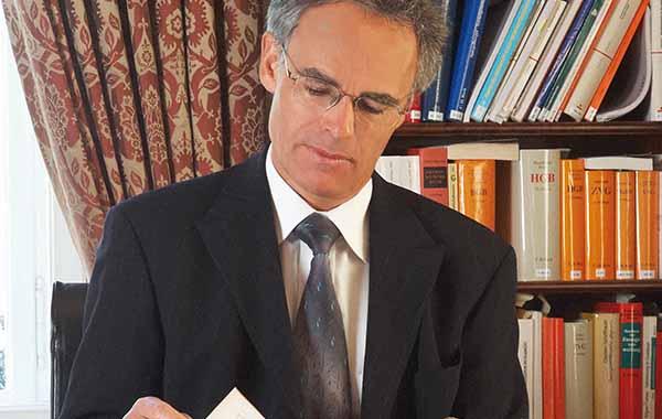Dr. Alfons Hueber Notar Chemnitz